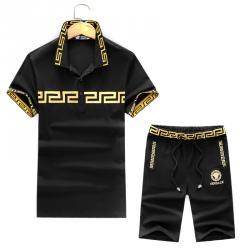 74fd2cd82f9a1 Versace T-shirt   Short pas cher ! - Toutes vos marques Favoris ...