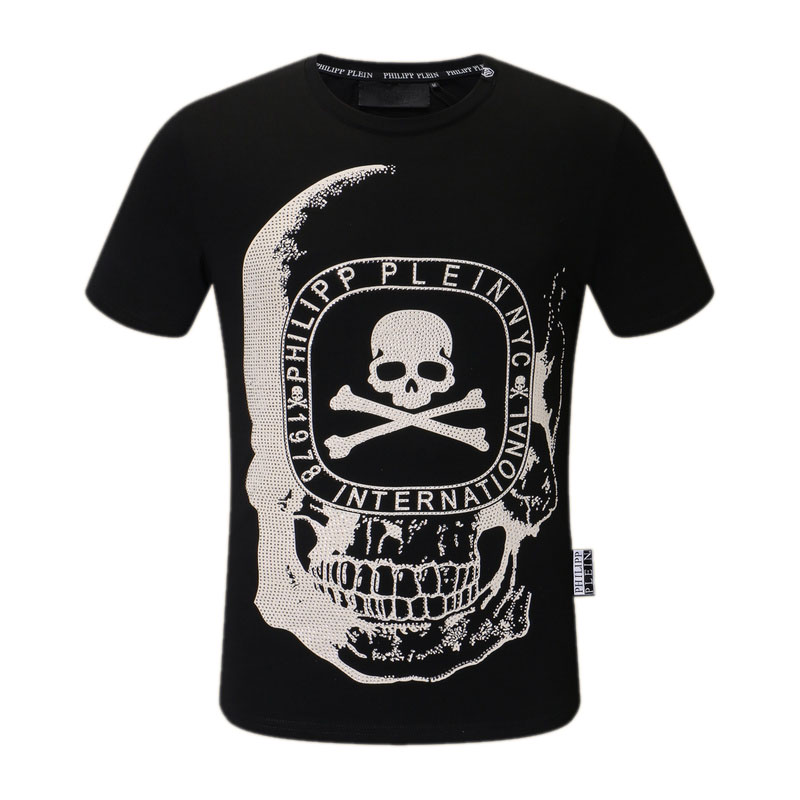 Plein Skull T Center Philipp Shirts c1JlFK