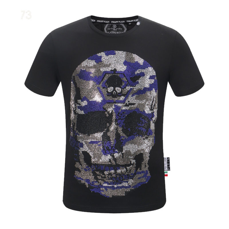 af267927b philipp plein t-shirt nouvelle collection bad_s blue