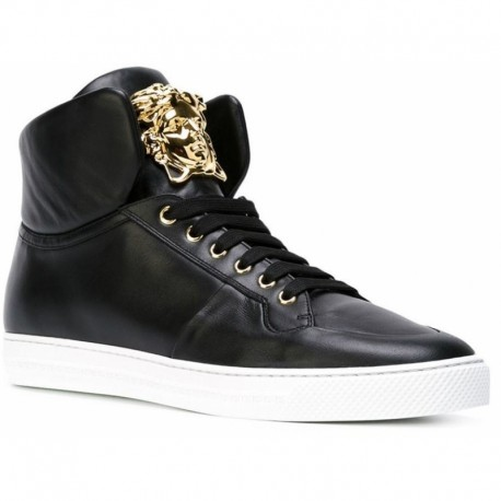 ee5d584ede6 chaussures versace montantes