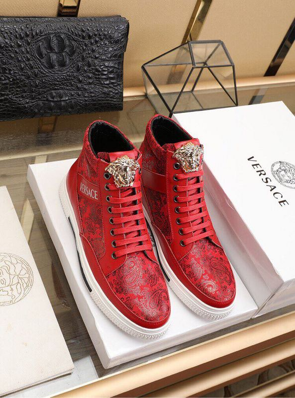 versace chaussure homme pas cher 3d printed red 087a47640f7